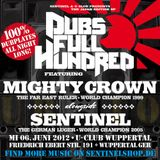 Dubs Full Hundred 2012 Custom Mix - Sentinel vs Mighty Crown
