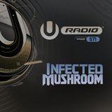 UMF Radio 571 - Infected Mushroom
