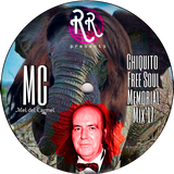 Ruino, ഽ. A. Records Presents: Chiquito Free Soul Memorial Mix'17