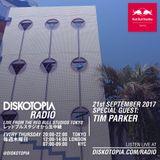 Diskotopia Radio 21st September 2017 w/ Tim Parker