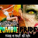 Zombie Pride Twerk or Treat Halloween Mixtape