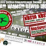 Global Tunes & Shakeadelics - by Dj Brassputim - Fr. 04.05. Evebar Bochum