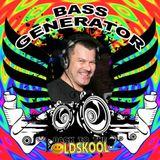 Bass Generator & MC JPS - Back To The Oldskool 05-08-2016