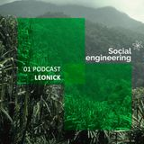Social Engineering podcast 01 Leonick