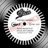 Michael Jackson - Speed Demon (DjOscarinnn® Remix)