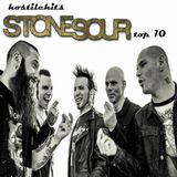 Hostile Hits - Stone Sour Top 10