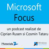 "Podcast ""Microsoft Focus"" – ep. 11 – 15.10.2014"