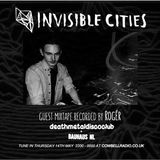 DJ Set @ Invisible Cities on Cowbell Radio London, 2015-05-14