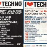 PAUL VAN DYK @ I Love Techno @ Flanders Expo (Gent):01-05-1999