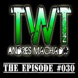 Andrés Machado's TranceWorld Tunes #030 w/ Estigma as Guestmixer (17 Apr 2012)