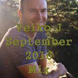 Veiko J Hardstyle September 2016 Mix
