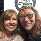 The A&E Show on CVFM Radio 4 Sept 2018