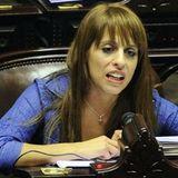 """Victoria Donda: """"No estoy de acuerdo con el veto, ni ahora ni nunca"""""""
