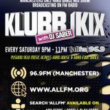 Klubb Kix-DJ SABER-ALLFM96.9-Show061 16-09-2017