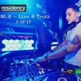 Mr.M Live @ Truth