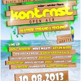 Mike Maass @ Kontrast Open Air 10-08-2013