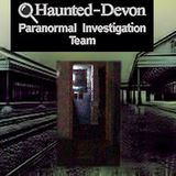 Haunted Devon Team got on there 3rd investigation at Plymouth railway station in November 2014