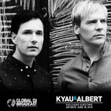 Markus Schulz – Global DJ Broadcast (Guest Kyau & Albert) (18.06.2015)