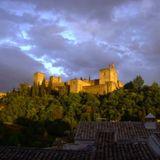 Zion Idrens mix Deep Meditation from Alhambra's Sunset