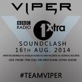 BBC 1Xtra Drum & Bass Soundclash (Viper vs Hospital vs Shogun vs Ram)