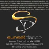 Sunset Dance 2017 03 18 Show - Podcast 2 Hours