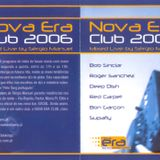 Nova Era Club 2006 – Mixed Live By Sérgio Manuel (2006) CD1