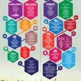 Netsky - Live at Global Gathering 2014, Main Stage, Day 1 (UK) - 25-Jul-2014