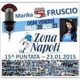 ZONA NAPOLI - Marika Fruscio (showgirl)