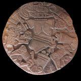 La diosa rota Coyolxauhqui