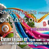 BRAINSHAKERS PODCAST 011 (Radio ATA)