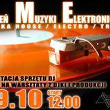 PANguyen - live mix 29.10.2013 @ Dzien Muzyki Elektronicznej