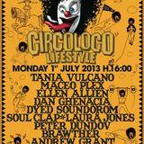 Dyed Soundorom @ Circoloco - DC-10 Ibiza (01-07-2013)