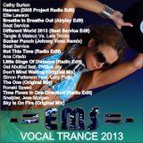 EMS - Emotion Vocal Trance Energy (EMS SET June 2013)