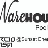 Vasa Sunset Energy Set @ Warehouse Pool Party (07/06/2014)