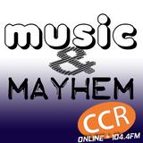 Music and Mayhem - @chelmsfordcr - 28/07/17 - Chelmsford Community Radio