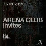 Recorded live at Arena Club Berlin - January 16 2015