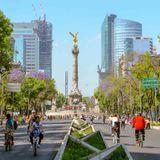 Huellas de Bicicleta - CAPITULO 5: MEXICO DF