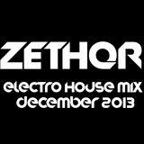 Zethor-Electro House Mix December 2013
