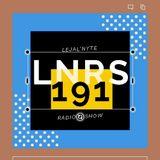 LEJAL'NYTE radioshow LNRS191 05.04.2019 @ SUB FM