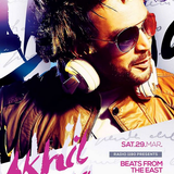BeatsFromTheEast March 29th Show Ft. DJ Akhil Talreja