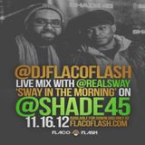 Live Set On Shade 45 (11-16-12)  cleaned up