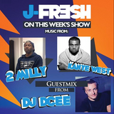 Urban Fire show Guest Mix for J Fresh