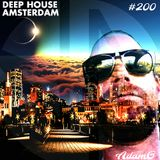 Deep House Amsterdam #200