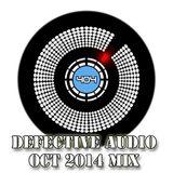 Defective Audio Hard House Mix Oct 2014