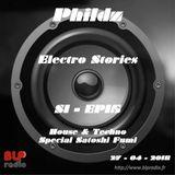 Electro Stories S1-EP15-20180427 (Satoshi Fumi)