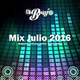 Dj Brujo - Mix Julio 2016