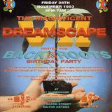 Dj Sy  @ Dreamscape 7 ( The Sanctuary ) 26/11/1993