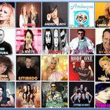 Saturn FM - Show with Stars -1 part  (D-J-s: Vadim Timkaev & M@rgO)  - 7.01.2018