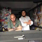 Mo Kolours, Tenderlonious, Paul White and Reggie - 15th July 2014