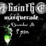 Live at Absinthe Masquerade IV - Minneapolis, MN - Dec 5, 2015